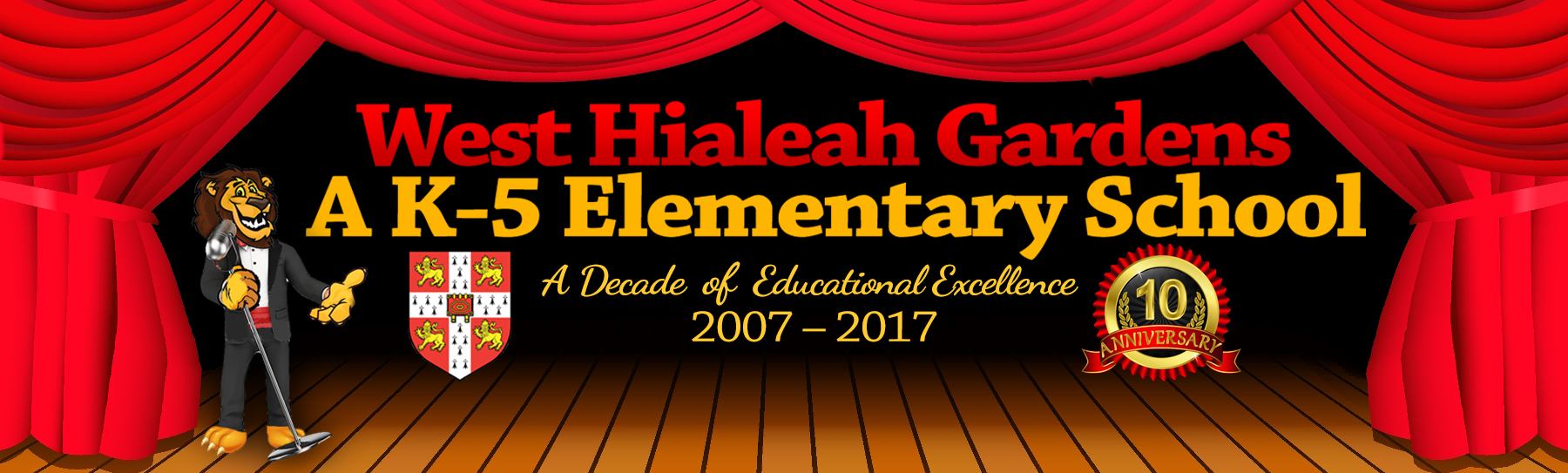 West Hialeah Gardens Elementary Home Of The Lions